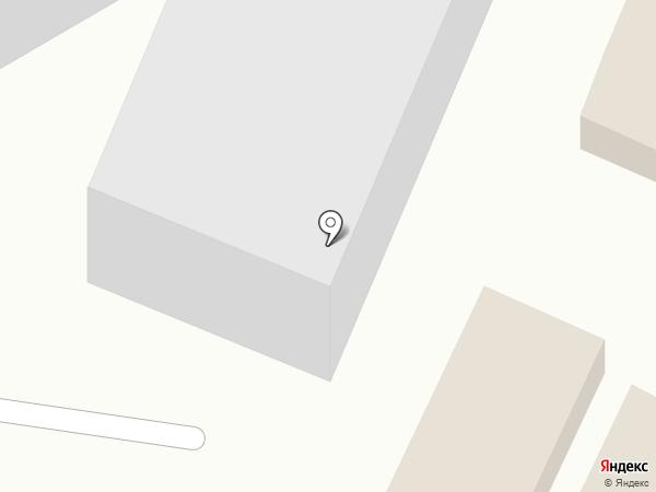 Автомаляр на карте Одессы