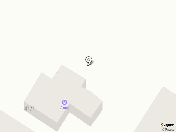 Шалунишка на карте Одессы