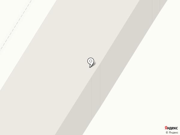 Княжна на карте Одессы