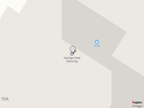 Каро Аккум на карте Одессы