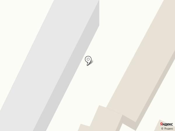 Папашин на карте Одессы