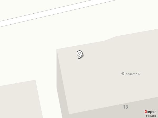 Ін-Тайм на карте Одессы