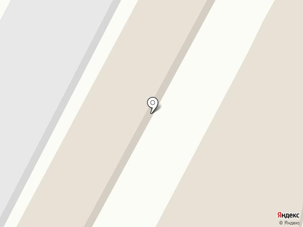Автопальма на карте Одессы