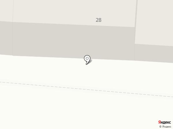 Наш на карте Одессы