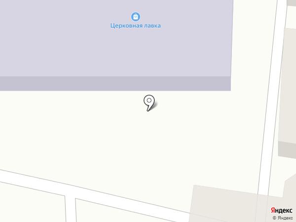 Одесское епархиальное управление украинской православной церкви на карте Одессы