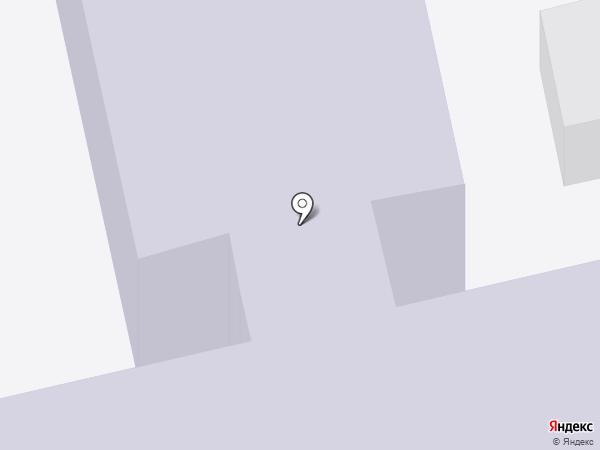 Бадминтонист-инфо на карте Одессы