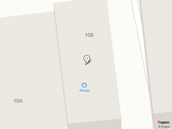 ТЛС УКРАИНА на карте Одессы