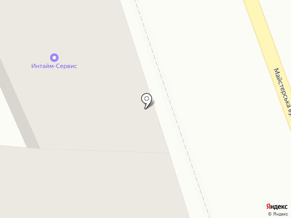 MIGOV на карте Одессы