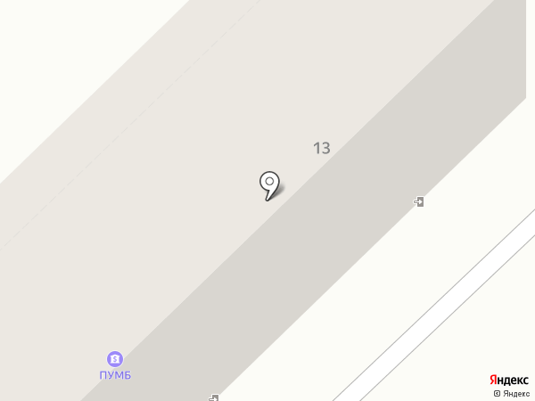 Машенька на карте Одессы