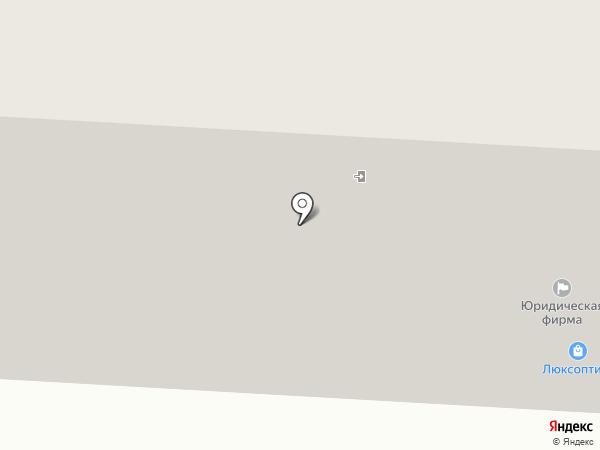 Регистрация в Одессе на карте Одессы