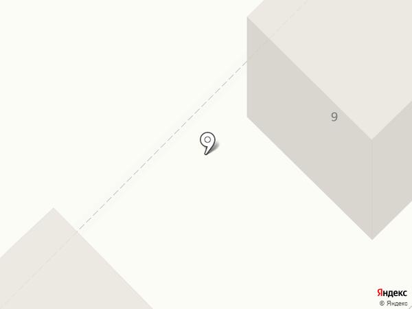 Кондитерский магазин на карте Одессы