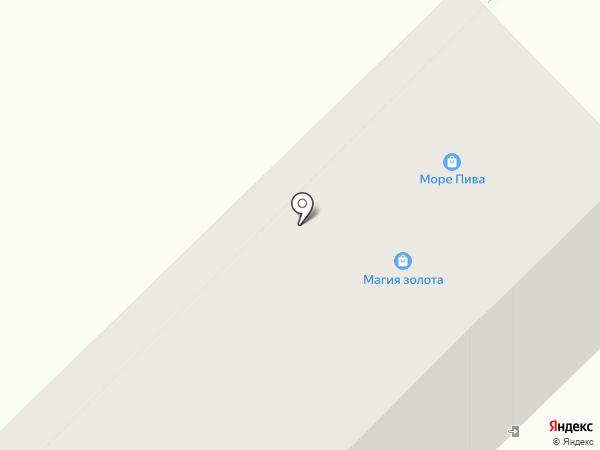 МОРЕ ПИВА на карте Одессы