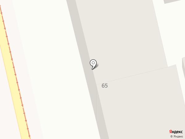 Бэби Бум на карте Одессы