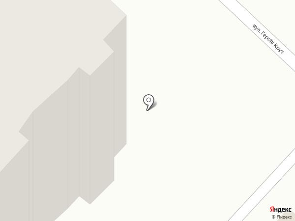 Продуктовый магазин на карте Одессы