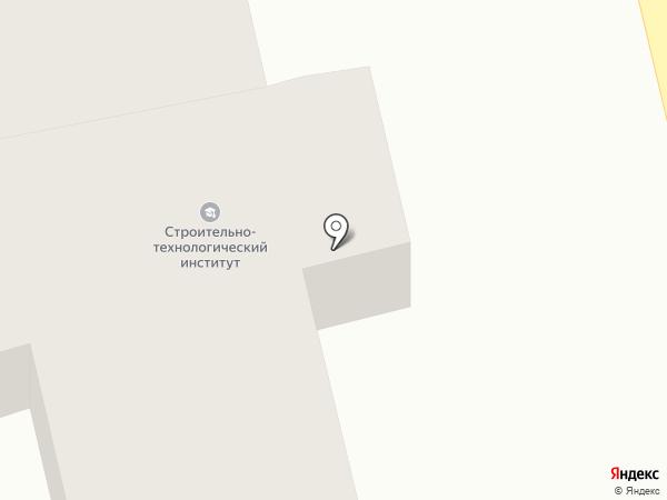 Одесская государственная академия строительства и архитектуры на карте Одессы