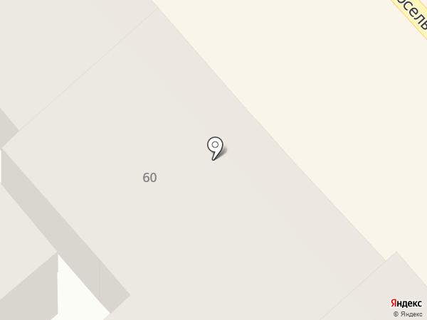 Таки Мебель! на карте Одессы