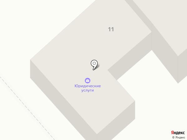 Адвокатский кабинет Панасюка О.Н. на карте Одессы