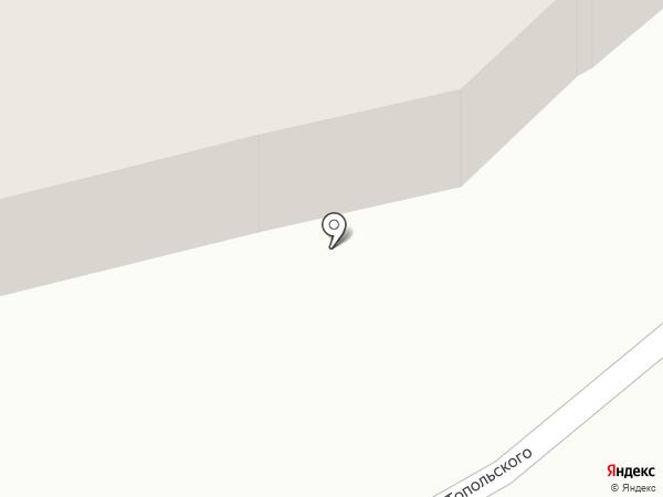 Рейнгольд на карте Одессы