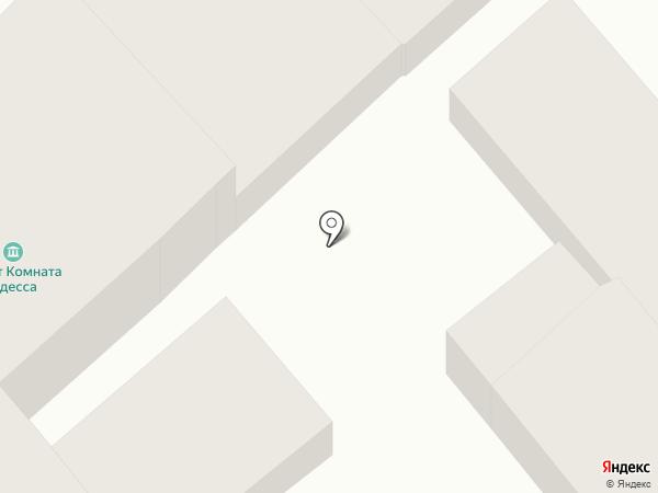 Сходка-Бандитская Одесса на карте Одессы