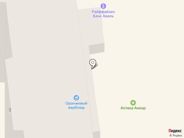 Параход на карте Одессы