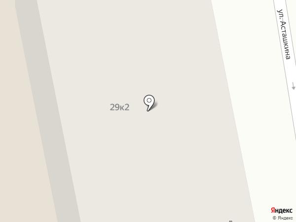 Odessa Apartments Cherkasets на карте Одессы