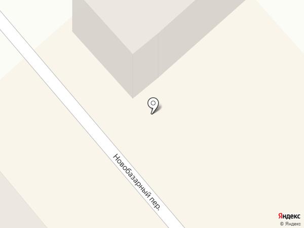 Служба доставки шаурмы на карте Одессы