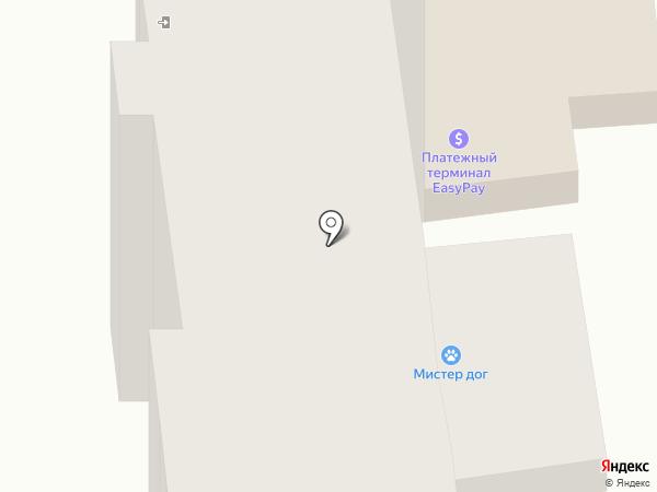 Ювелірна карта на карте Одессы
