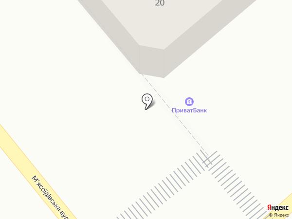 Міст Експрес на карте Одессы