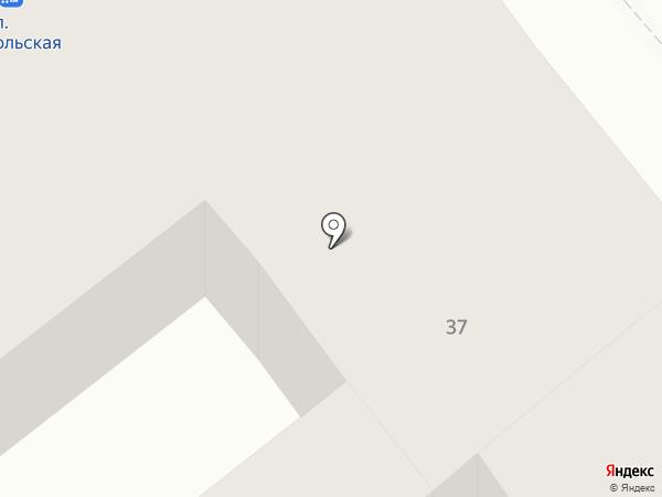 Альфа Инвест на карте Одессы