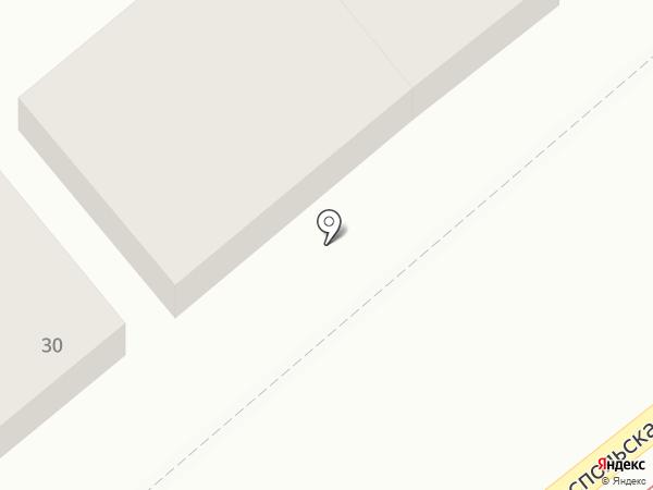 Порто-Франко на карте Одессы