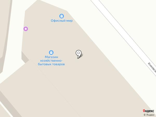 Linea Panorama на карте Одессы