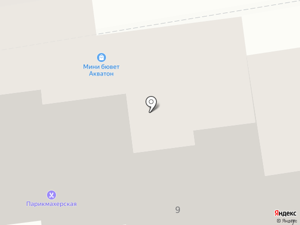 НПП Акватон на карте Одессы