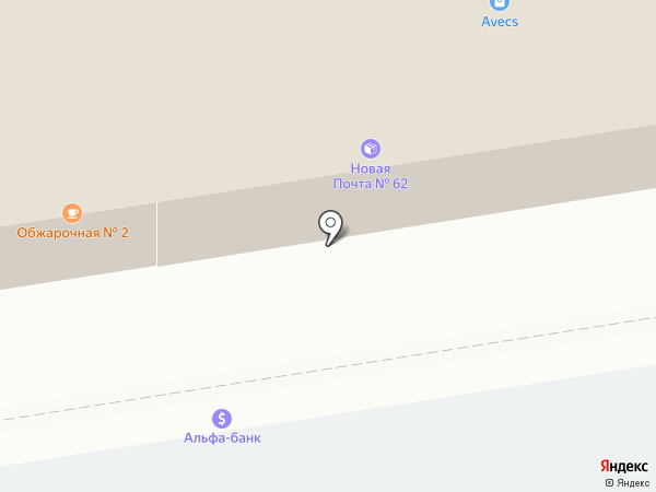 Elite club на карте Одессы