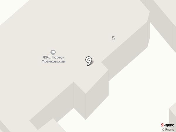 Автострахование для Вас на карте Одессы
