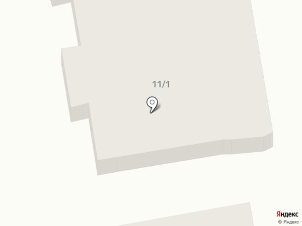 Чистый квартал на карте Одессы