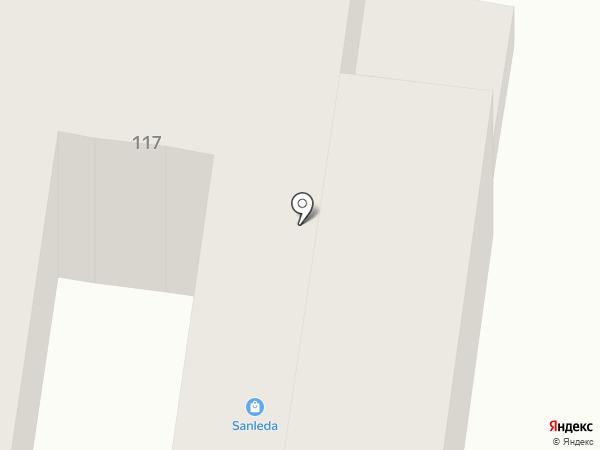 Сервис-Маркет на карте Одессы