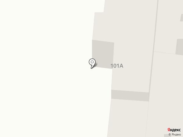 Родина на карте Одессы