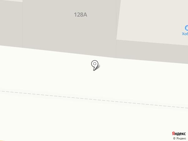 Доступная стрижка на карте Одессы