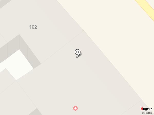 Форсаж-Тур на карте Одессы