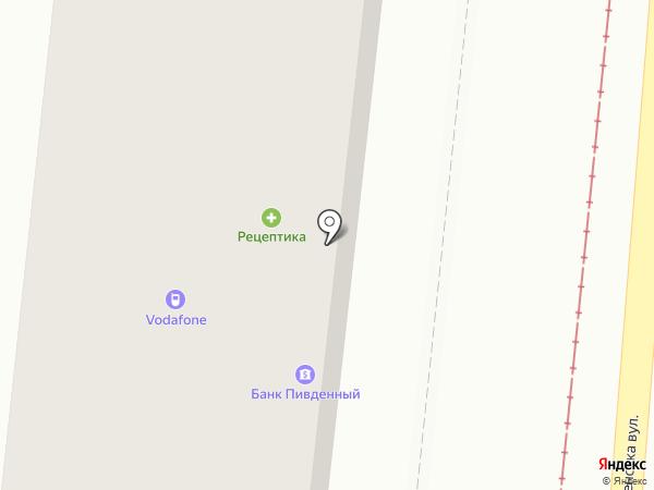 ПлатON на карте Одессы