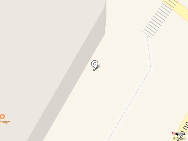 Штучка на карте Одессы