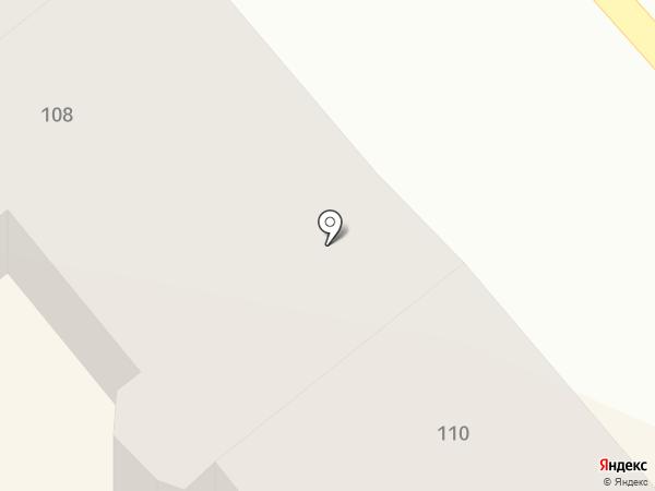 Домик мастера на карте Одессы