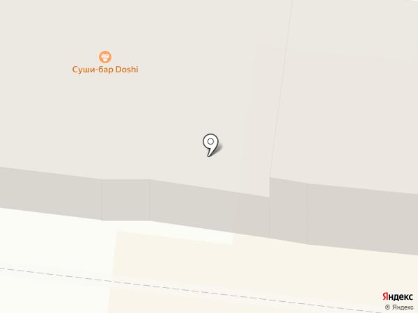 Doshi Doshi на карте Одессы