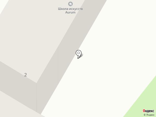 АРТКОМ на карте Одессы
