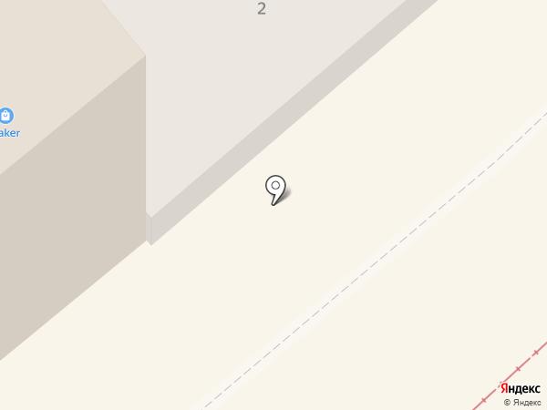 Мясоед на карте Одессы