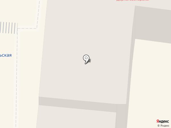 VEGETUS на карте Одессы