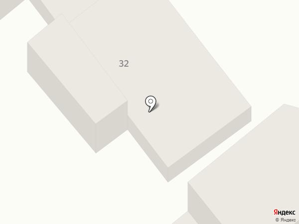 Точка на карте Одессы