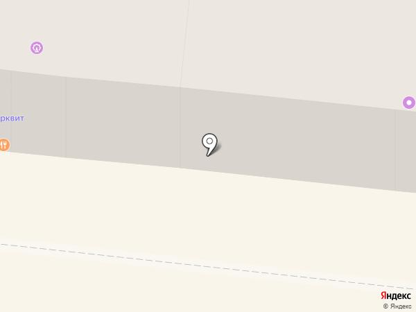 Шоты с чем-то на карте Одессы