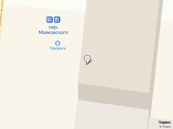 Ситимед на карте Одессы