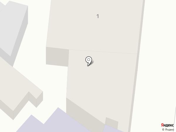 Груминг-салон на карте Одессы